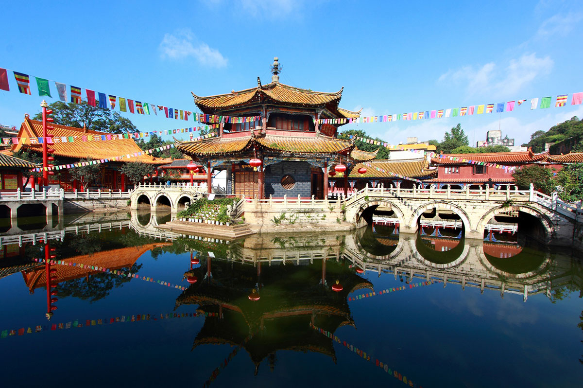 Tourist Attractions In Chinese